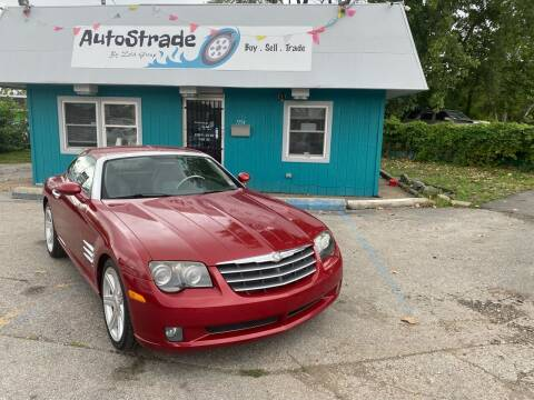 2005 Chrysler Crossfire for sale at Autostrade in Indianapolis IN