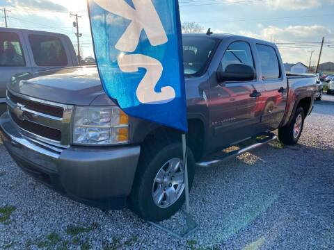 2008 Chevrolet Silverado 1500 for sale at Wildcat Used Cars in Somerset KY