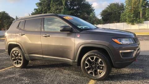 2019 Jeep Compass for sale at Guru Auto Sales in Miramar FL