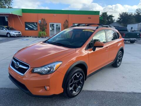 2015 Subaru XV Crosstrek for sale at Galaxy Auto Service, Inc. in Orlando FL