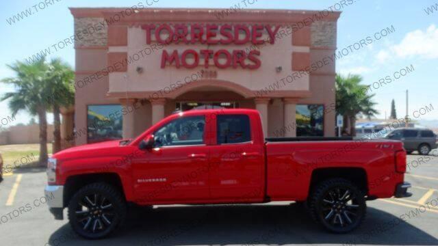 2018 Chevrolet Silverado 1500 for sale in El Paso, TX