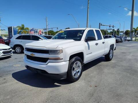 2016 Chevrolet Silverado 1500 for sale at BC Motors PSL in West Palm Beach FL