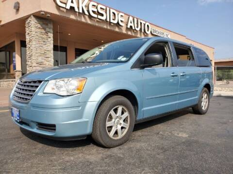 2010 Chrysler Town and Country for sale at Lakeside Auto Brokers in Colorado Springs CO