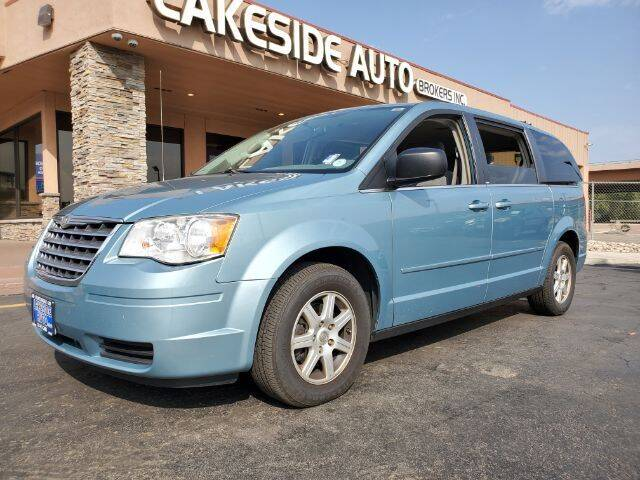 2010 Chrysler Town and Country for sale at Lakeside Auto Brokers Inc. in Colorado Springs CO