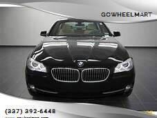 2012 BMW 5 Series for sale at GOWHEELMART in Leesville LA