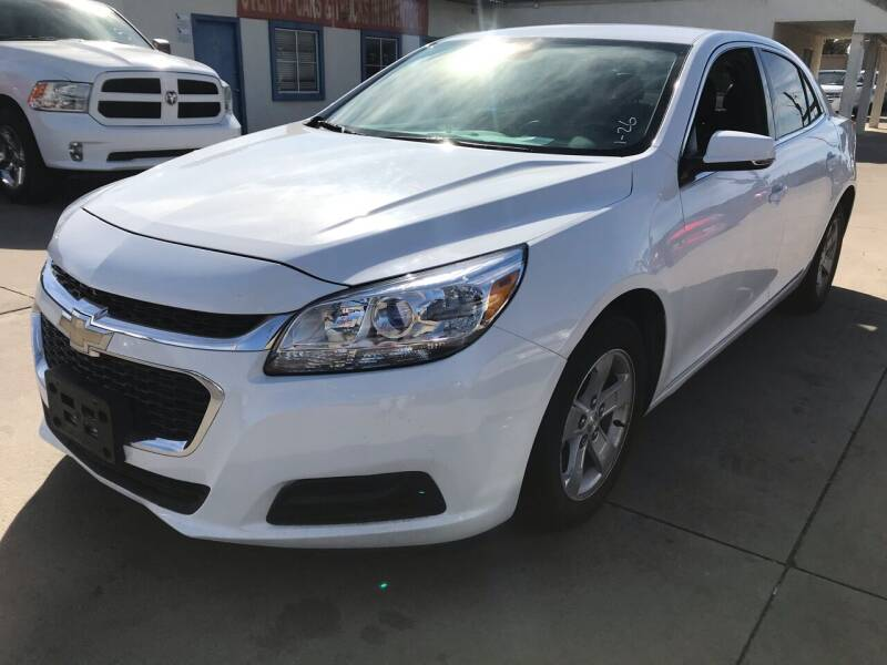 2016 Chevrolet Malibu Limited for sale at Town and Country Motors in Mesa AZ