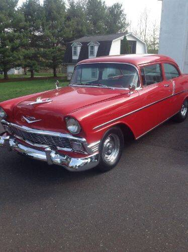 1956 Chevrolet 210 for sale in Cadillac, MI