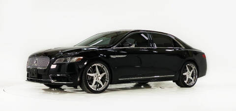2017 Lincoln Continental for sale at Houston Auto Credit in Houston TX