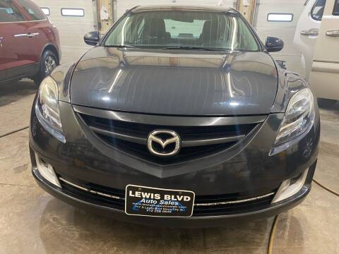 2012 Mazda MAZDA6 for sale at Lewis Blvd Auto Sales in Sioux City IA