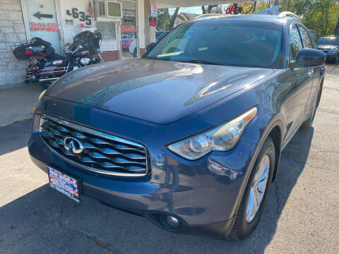 2009 Infiniti FX35 for sale at New Wheels in Glendale Heights IL