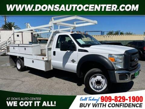 2015 Ford F-450 Super Duty for sale at Dons Auto Center in Fontana CA