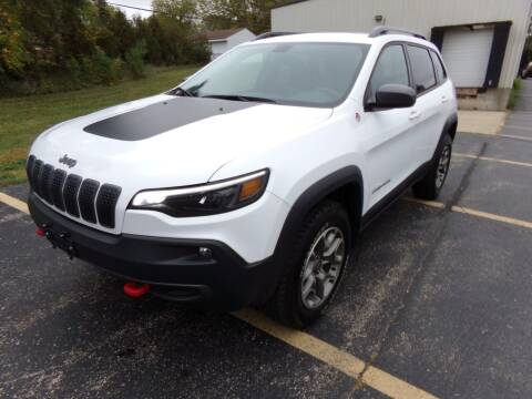 2020 Jeep Cherokee for sale at Rose Auto Sales & Motorsports Inc in McHenry IL