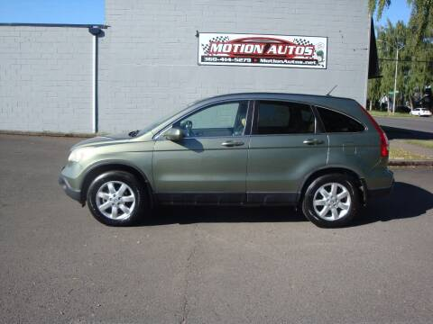 2007 Honda CR-V for sale at Motion Autos in Longview WA