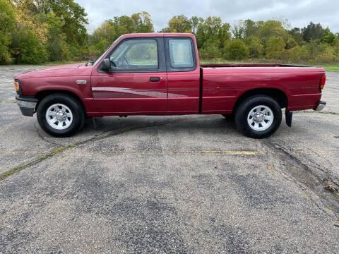 1996 Mazda B-Series Pickup for sale at Caruzin Motors in Flint MI