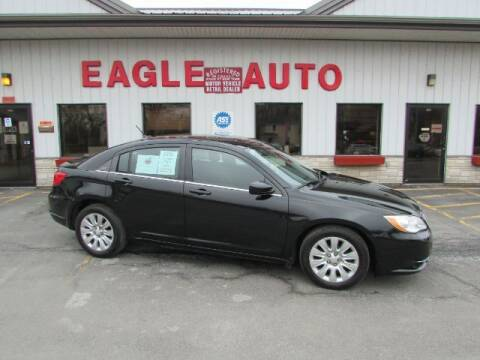 2013 Chrysler 200 for sale at Eagle Auto Center in Seneca Falls NY