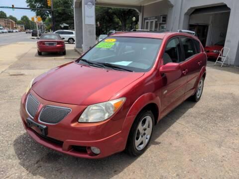 2005 Pontiac Vibe for sale at ROBINSON AUTO BROKERS in Dallas NC