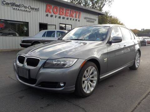 2011 BMW 3 Series for sale at Roberti Automotive in Kingston NY