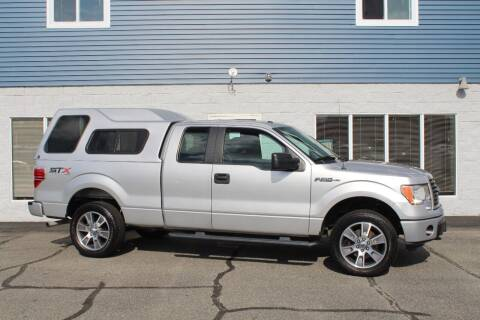 2014 Ford F-150 for sale at Thrifty Car Sales Westfield in Westfield MA