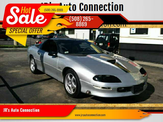 1997 Chevrolet Camaro for sale at JR's Auto Connection in Hudson NH