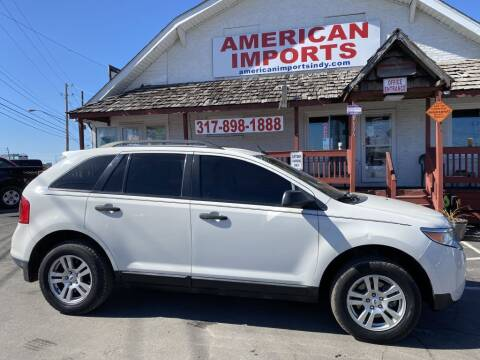 2012 Ford Edge for sale at American Imports INC in Indianapolis IN