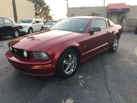 2006 Ford Mustang for sale at Saipan Auto Sales in Houston TX