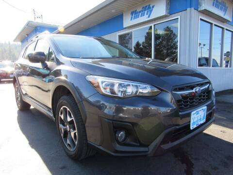 2018 Subaru Crosstrek for sale at Thrifty Car Sales SPOKANE in Spokane Valley WA
