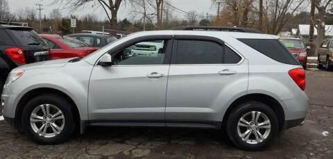 2014 Chevrolet Equinox for sale at Superior Motors in Mount Morris MI