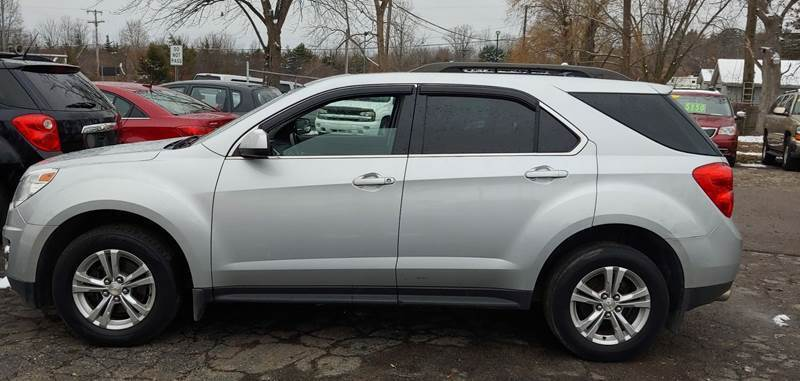 2014 Chevrolet Equinox for sale at Superior Motors in Mount Morris MI