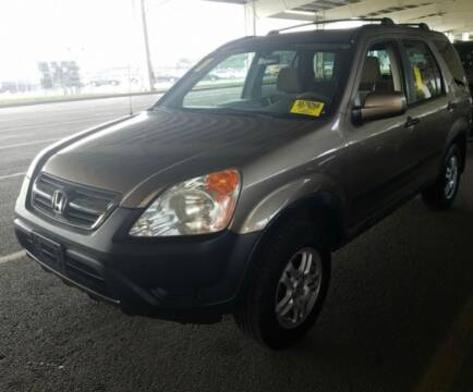 2002 Honda CR-V for sale at All City Auto Group in Staten Island NY