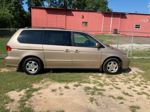 2001 Honda Odyssey for sale at Joye & Company INC, in Augusta GA