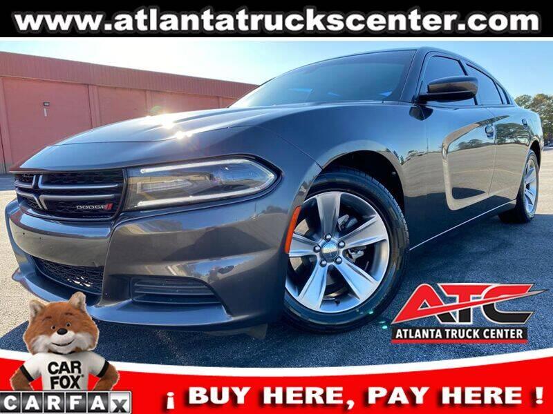 2015 Dodge Charger for sale at ATLANTA TRUCK CENTER LLC in Brookhaven GA