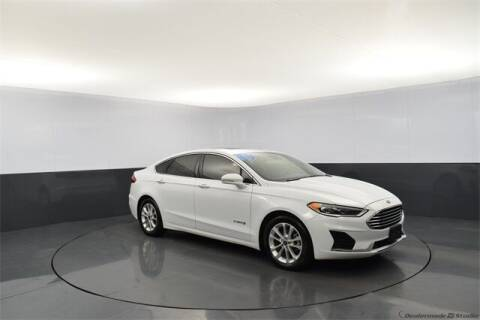 2019 Ford Fusion Hybrid for sale at Tim Short Auto Mall in Corbin KY