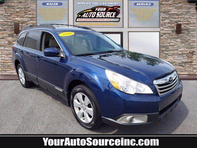 2010 Subaru Outback for sale at Your Auto Source in York PA