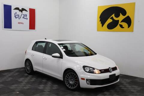 2012 Volkswagen GTI for sale at Carousel Auto Group in Iowa City IA