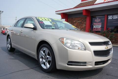 2010 Chevrolet Malibu for sale at Premium Motors in Louisville KY