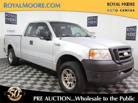 2006 Ford F-150 for sale at Royal Moore Custom Finance in Hillsboro OR