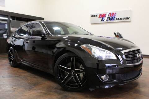 2013 Infiniti M56 for sale at Driveline LLC in Jacksonville FL