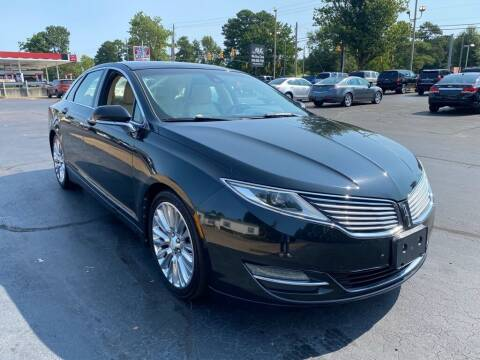 2013 Lincoln MKZ for sale at JV Motors NC 2 in Raleigh NC