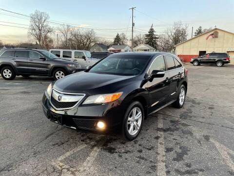 2013 Acura RDX for sale at Dean's Auto Sales in Flint MI