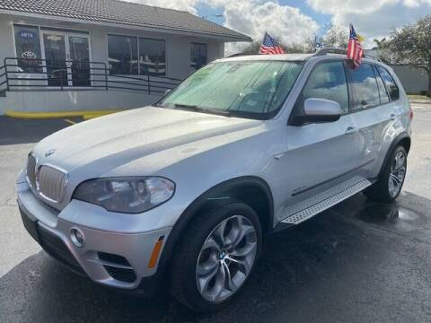 2013 BMW X5 for sale at Navarro Auto Motors in Hialeah FL