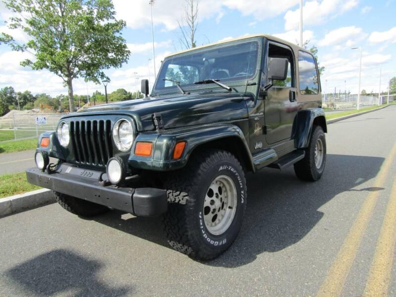 1997 Jeep Wrangler for sale at Boston Auto Sales in Brighton MA