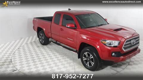 2016 Toyota Tacoma for sale at Excellence Auto Direct in Euless TX