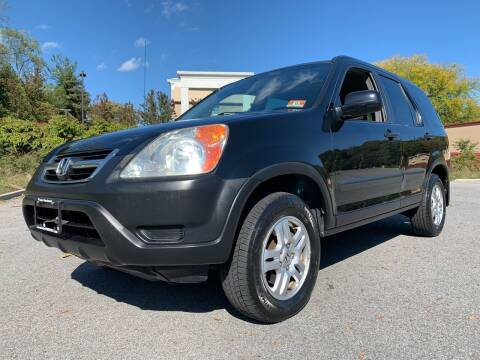 2003 Honda CR-V for sale at Auto Warehouse in Poughkeepsie NY