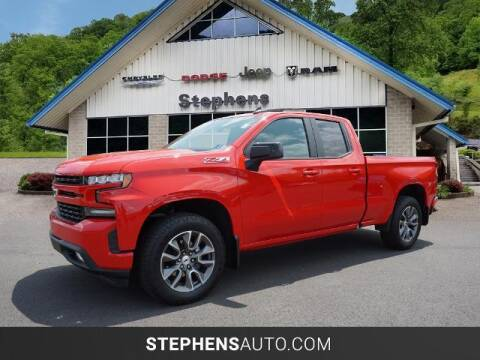 2019 Chevrolet Silverado 1500 for sale at Stephens Auto Center of Beckley in Beckley WV
