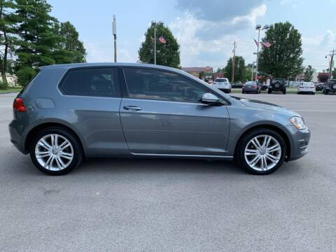 2015 Volkswagen Golf for sale at St. Louis Used Cars in Ellisville MO