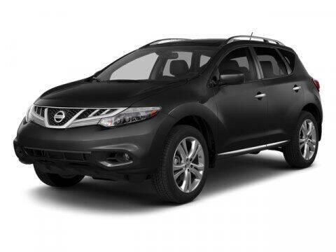 2014 Nissan Murano for sale at BEAMAN TOYOTA in Nashville TN
