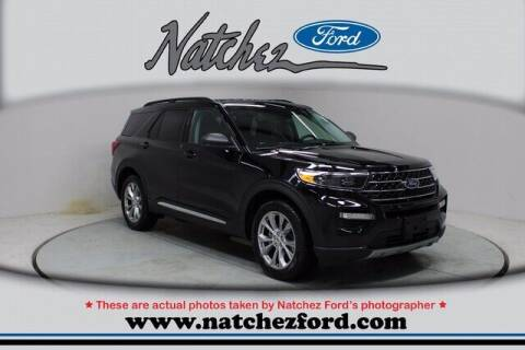 2021 Ford Explorer for sale at Auto Group South - Natchez Ford Lincoln in Natchez MS