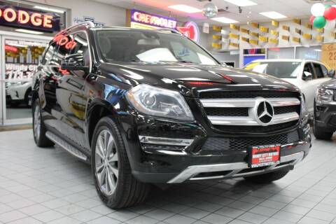 2013 Mercedes-Benz GL-Class for sale at Windy City Motors in Chicago IL