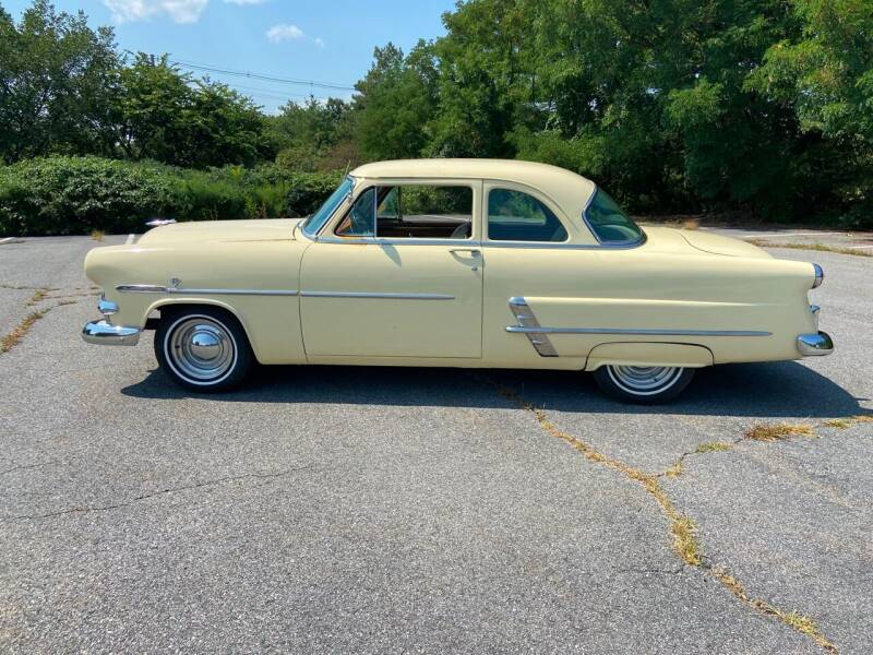 1953 Ford Customline  - Westford MA