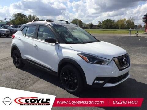 2020 Nissan Kicks for sale at COYLE GM - COYLE NISSAN - Coyle Nissan in Clarksville IN